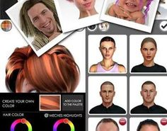 Vier leuke apps voor kapsels - Het Nieuwsblad: http://www.nieuwsblad.be/cnt/dmf20141013_01318800