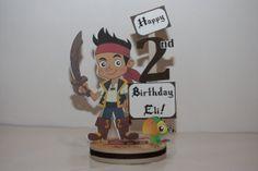 Jake and the Neverland Pirates Jake Custom Birthday Party Centerpiece