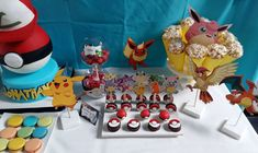 Jonathan's Pokemon Party | CatchMyParty.com