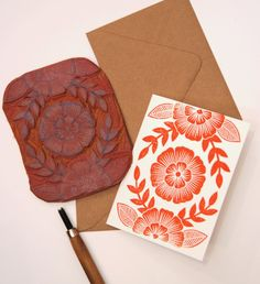 DIY: Make your own stamps