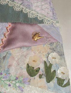 Spring Vest - Detail Flowers 2 | Crazybydesign | Flickr