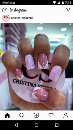 Bling Nail Art, Bling Nails, Nail Spa, Manicure And Pedicure, Love Nails, Pretty Nails, Nail Decorations, Short Nails, Nail Arts