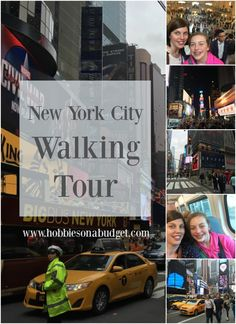 Heading to New York City? Here is a free walking tour guide to see the sites for almost FREE!