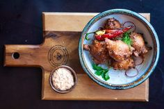 Dwntwn: Preux & Proper /// NoLa-inspired eatery w/ raw bar, a daiquiri bar, a massive patio, grilled short ribs with Cajun kimchee.