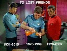 I pinned this because... Star Trek TOS