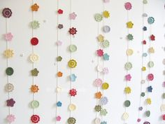 wall flowers - © emma lamb