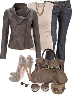 """Browns"" by averbeek on Polyvore"