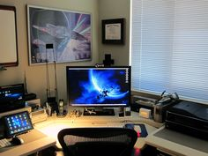 The Office of a Creative Director & User Experience Designer