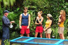 Tag 3 im Dschungelcamp 2017: Kader, Hanka, Gina-Lisa und Honey müssen zur… #Dschungelcamp_2017 #Entertainment #Ablauf #Abstimmung #anfassen