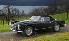 Maserati 3500 GT Spider di Vignale, 1962