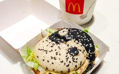 McDonald's Yin-Yang burger !!!