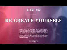 law 25  48 Laws of Power