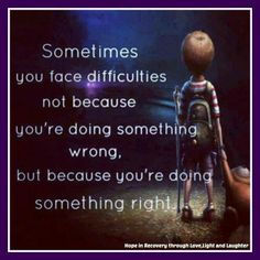 Sometimes... / quotes for inspiration and hope
