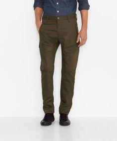 Levi's® Commuter™ Cargo Pants - Olive Jungle
