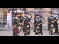 4SCOTS Flashmob OFFICIAL VIDEO - YouTube