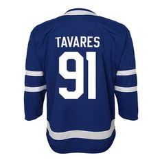 95ce03e7a Toddler Toronto Maple Leafs John Tavares Replica Jersey