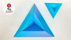 Modular Origami Tricorn | Crafts - DIY