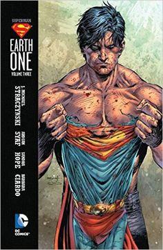 Superman: Earth One Vol. 3: J. Michael Straczynski, Ardian Syaf: 9781401259099: Books - Amazon.ca