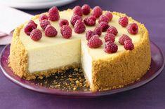 New York cheesecake http://www.taste.com.au/recipes/19621/new+york+cheesecake