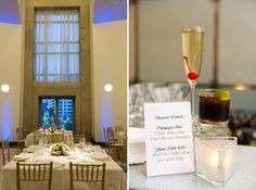 Stunning Ronald Reagan Building Wedding in Washington DC | Images by Procopio Photography | Via Modernly Wed | 38