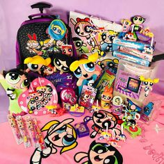 Anyone need any Powerpuff Girls stuff? I might have a little bit . Everything for sale comment or DM if interested! Retro Toys, Vintage Toys, Sailor Moon Makeup, Powerpuff Girls Wallpaper, Anime Toys, 80s Kids, Girl Wallpaper, Toy Sale, Magical Girl