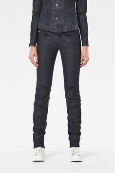 G Star Motac Deconstructed Mid Skinny Jean