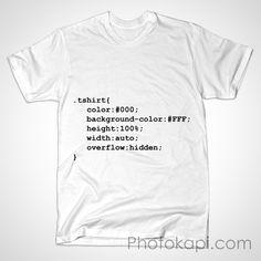 CSS T-Shirt