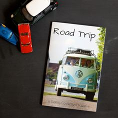 Road Trip Travel Magazine: crafting connections.
