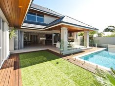 Contemporary Double Storey House