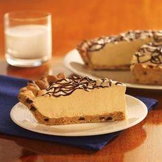Chocolate Chip Peanut Butter Pie