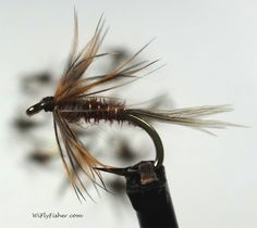One of my favorite soft hackle patterns to tie and to fish.