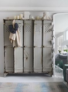 Lockers on Pinterest | Lockers, Vintage Lockers and School Lockers