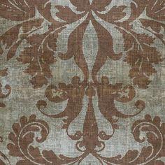 """Palace Damask 3' x 34"""" Wallpaper Tile/Panel"""