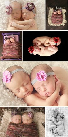 lovely selection of images with twins