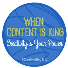 Creative Blog Talk – 5 Tips for Finding Fresh Content   Club Chica Circle - where crafty is contagious