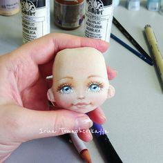 Как я училась куклу лепить.<br>Мастер-класс Ирины Горюновой в Екатеринбурге.<br>Фото Ирины Старковой.