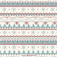 Vintage Christmas Vectors, Photos and PSD files Vintage Christmas Images, Elegant Christmas, Retro Christmas, Christmas Photos, Christmas Cards, Christmas Paper Plates, Christmas Tree Decorations, Motif Vintage, Vintage Patterns