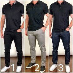 Business Casual Men - Best business casual outfits for men 25 Best Business Casual Outfits, Stylish Mens Outfits, Business Casual Men, Casual Summer Outfits, Business Attire, Casual Wear, Mens Casual Dress Outfits, Polo Shirt Outfits, Chinos Men Outfit