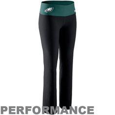 WANT THESE!!!!  Nike Philadelphia Eagles Ladies Victory Performance Pants