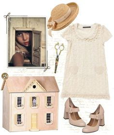 """Alice"" by dollydust on Polyvore"