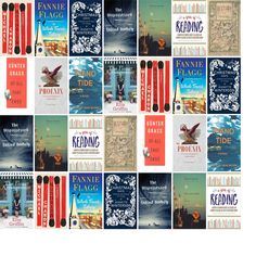 """Saturday, December 10, 2016: The Marcellus Free Library has three new bestsellers and eight other new books in the Literature & Fiction section.   The new titles this week include """"Moonglow: A Novel,"""" """"The Whole Town's Talking: A Novel,"""" and """"Christmas Days: Twelve Stories."""""""