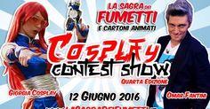 Cosplay Contest & Show 2016 - Verona, Italia, 12 Giugno 2016 ~ Kagi Nippon He ~ Anime Nippon-Jin