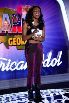 """Watch Bria Anai Johnson Sing """"Hey Ya"""" in American Idol 2014, Atlanta Auditions"""