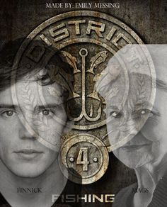Finnick and Mags!
