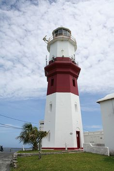 St. David's Lighthouse - 1879 - St. George Parish, St. David's Island, Bermuda