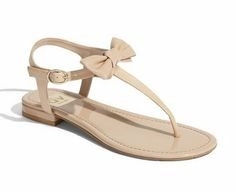 DV by Dolce Vita Dakota Sandal Dark Silver Cute Sandals, T Strap Sandals, Shoes Sandals, Bow Shoes, Flat Shoes, Pretty Shoes, Cute Shoes, Me Too Shoes, Bridesmaid Shoes