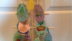 Journey to Easter: Part 7: Easter Story Trees