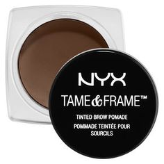 NYX Tame & Frame Brow Pomade -  This could be an afordable alternative to ABH Dipbrow..I prefer ABH but I am curious.