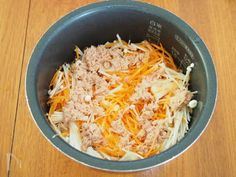 にんじんとツナの炊き込みごはん by 河埜 玲子 | レシピサイト「Nadia | ナディア」プロの料理を無料で検索