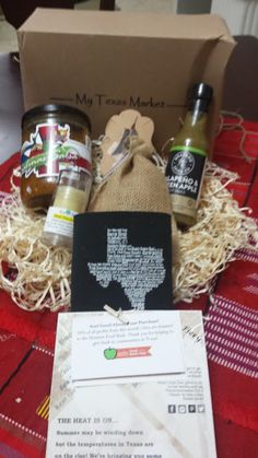 My Texas Market August Unboxing - The Dubinskys' Travels
